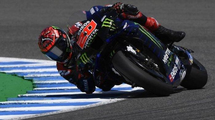 Link Live Streaming MotoGP Catalunya 2021 Hari Ini Minggu 6 Juni, Fabio Quartararo Start Terdepan