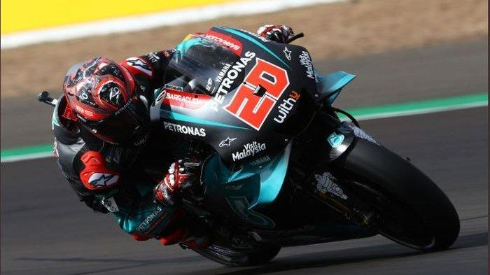 Jadwal MotoGP Prancis 2020, Fabio Quartararo Bertekad Menebus Dosa di Rumah Sendiri