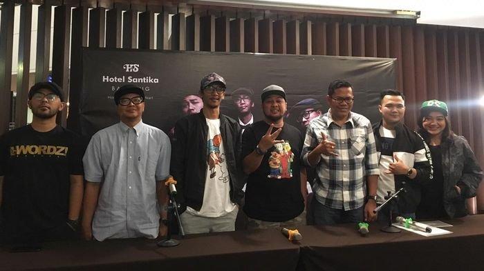 Hotel Santika Bandung Hadirkan Band Fade2Black di Malam Perayaan Tahun Baru dengan Tema Swag Night