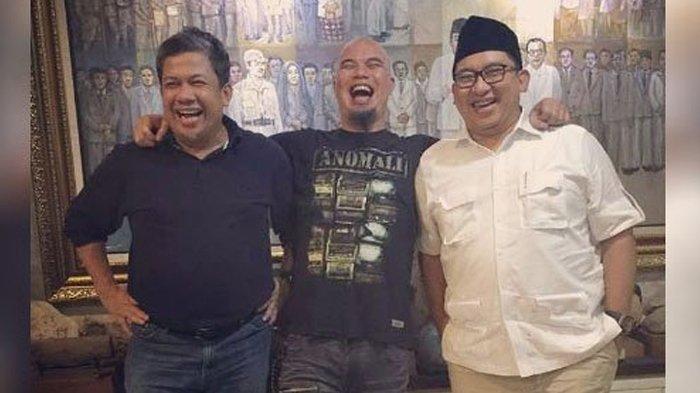 Anggota DPR RI Periode 2019-2024 Akan Dilantik Besok, Fadli Zon Diganti, Tak Ada Lagi Fahri Hamzah