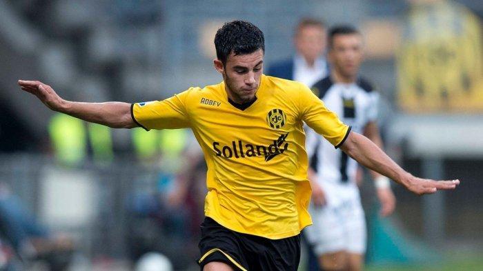 Farshad Noor saat memperkuat klub Belanda Roda JC Kekrade