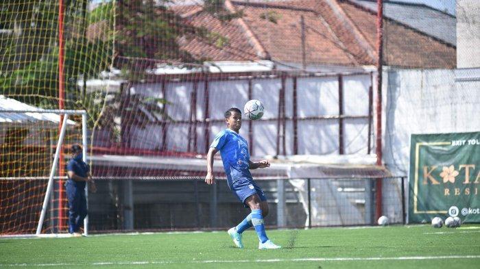 Pemain Persib yang Mungkin Absen Lawan Bhayangkara FC Bertambah, Febri Tak Latihan Penuh Tadi
