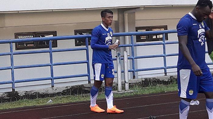 Persib Bandung vs PS TIRA: Febri Hariyadi Bisa Main, Jonathan Bauman Tidak