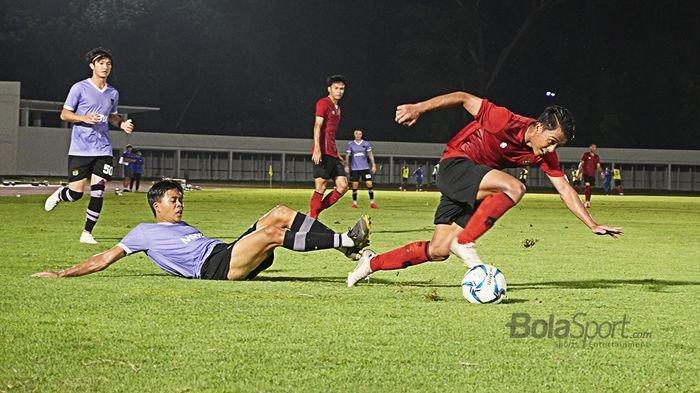 Bagi Winger Persib Bandung yang Dilupakan Shin Tae-yong, Ini Laga Paling Berkesan Bersama Timnas