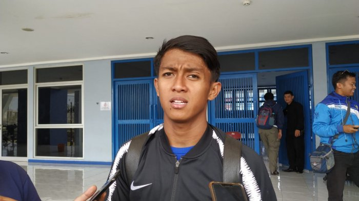 Begini Reaksi Febri Hariyadi tentang Latihan Bersama Persib Bandung Awal Pekan Depan