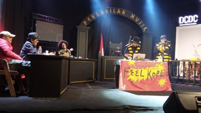 Jaksa di Pengadilan Musik Tuding ''Feel Koplo'' Tak Koplo, Maulfi Ikhsan Sempat Tegang