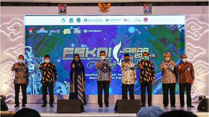 bank bjb Dukung Jabar Goes Digital Lewat FEKDI 2021