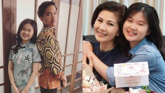 Ibu Felicia Tissue kecewa Kaesang dikabarkan pacaran dengan Nadya Arifta.