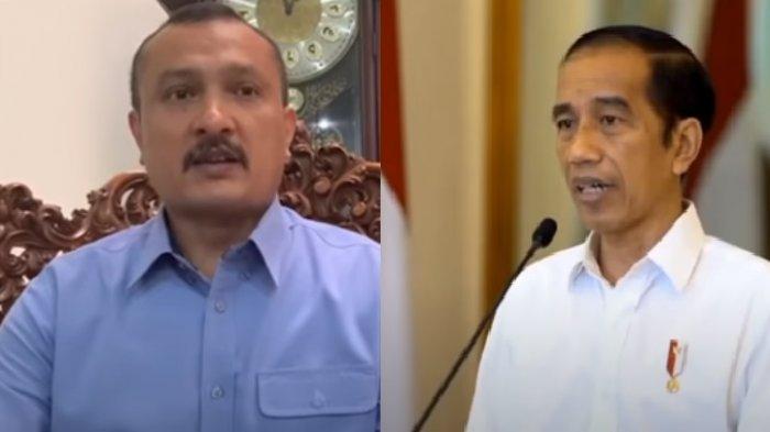 Berubah 180 Derajat, Sikap Ferdinand Kini Dukung Pemerintah, Dulu Pernah Tinggalkan Pidato Jokowi