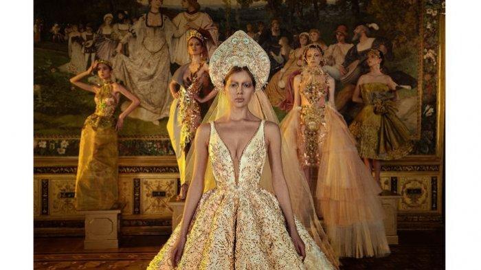 Maquinn Couture, Brand Indonesia Eksis Lewat Fesyen Film Realm of Silence di Italia