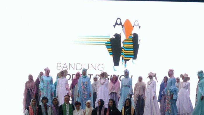 Canangkan Kota Bandung Jadi Kiblat Fesyen Hijab, Ini yang Dilakukan Disbudpar Kota Bandung