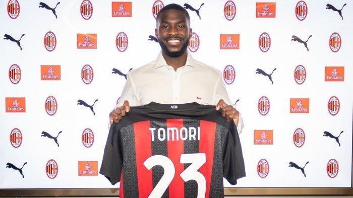 Fikayo Tomori resmi berbaju AC Milan