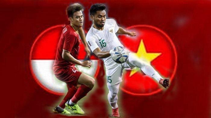 BABAK II DIMULAI, Link Live Streaming RCTI Final Timnas U23 Indonesia vs Vietnam, Garuda Tertinggal