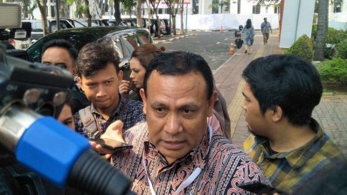 Komjen Firli Bahuri, Ketua KPK Terpilih,Dicopotdari Jabatan KepalaBaharkam Polri, Kini Jadi Staf