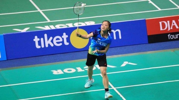 Tunggal Putri Indonesia Habis di Indonesia Masters 2019 setelah Fitriani tak Berdaya di Tangan Saina