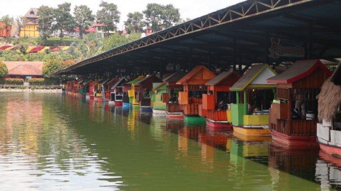 Floating Market Lembang Hadirkan Berbagai Wahana Menarik Untuk Liburan Bersama Keluarga Halaman 2 Tribun Jabar