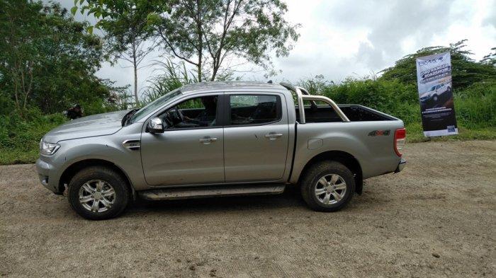 Ford Ranger Kembali Masuk Indonesia, Sudah Tersedia di Bandung