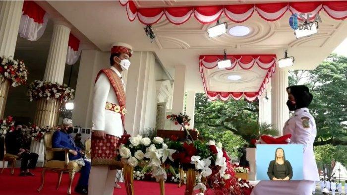 Sinergi TelkomGroup Sukseskan Penayangan Perayaan HUT ke-76 Kemerdekaan RI Secara Virtual