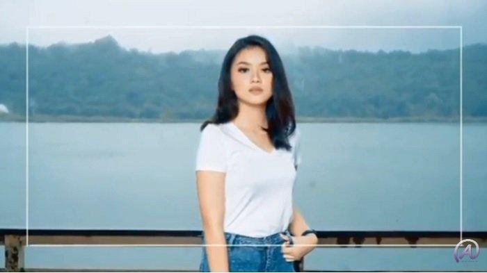 FOTO Angelica Gabriella Sepang, Juara 3 Putri Tomohon 2019, Namanya Dikaitkan dengan Video Viral