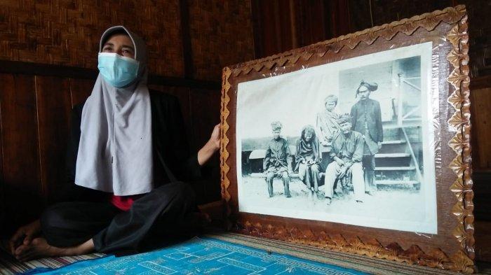 Foto-foto Rumah Pengasingan Pahlawan Asal Aceh Cut Nyak Dien, Berdiri Indah Dikepung Bangunan Beton