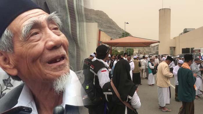 FOTO-FOTO Suasana Saat Mbah Moen KH Maimun Zubair Meninggal di Mekkah, Ribuan Pelayat Berdatangan