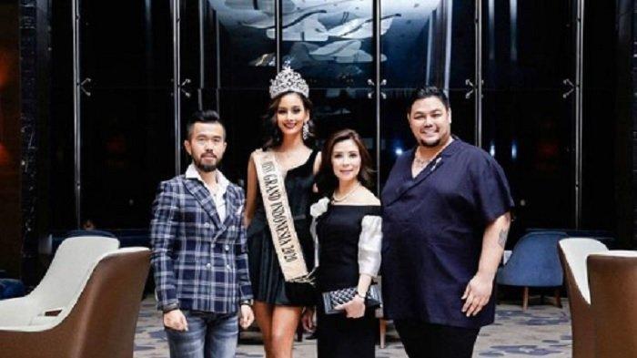 Profil Kharisma Aura, Si Cantik dari Majalengka yang Berprestasi, Melaju ke Miss Grand International