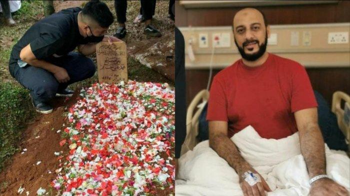 Irfan Hakim Begitu Kehilangan Syekh Ali Jaber, ''Mudah-mudahan Ketemu Beliau Lagi Nanti di Akhirat''