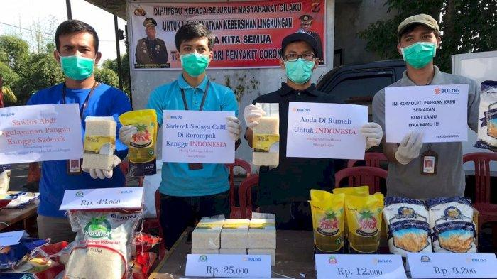Waga Cianjur Jangan Panik Gara-gara Virus Corona, Stok Beras Aman Sampai Akhir Tahun
