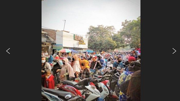 Toko Pakaian di Bandung Ramai Pembeli, Ini Pembelaan Pemkot Bandung