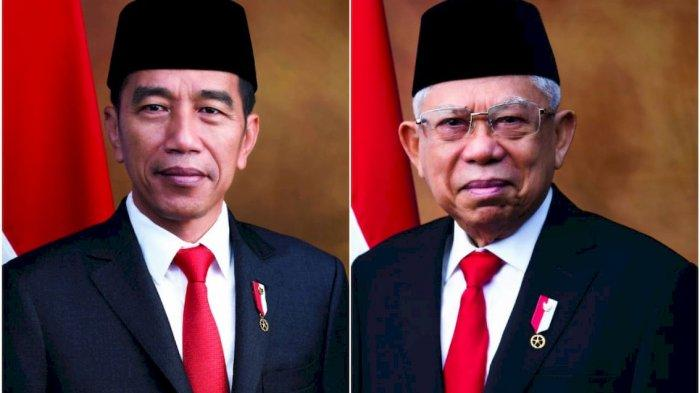 MASIH TAYANG Live Streaming Pelantikan Presiden Jokowi dan Maruf Amin, Ada Prabowo dan Sandiaga Uno