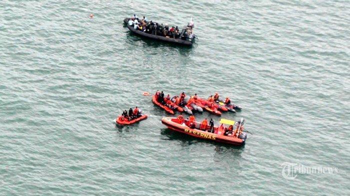 Black Box Sriwijaya Air Akan Lebih Mudah Ditemukan Jika Kapal-kapal Besar Tak Dekati Titik Jatuh