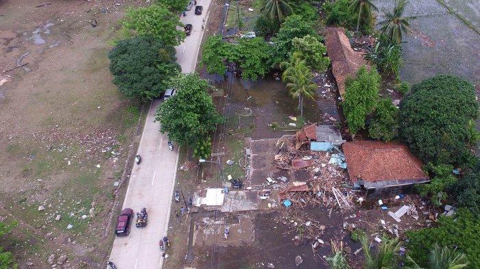 Update Tsunami Selat Sunda: Masa Tanggap Darurat di Pandeglang Berakhir, Selanjutnya Masuk Transisi