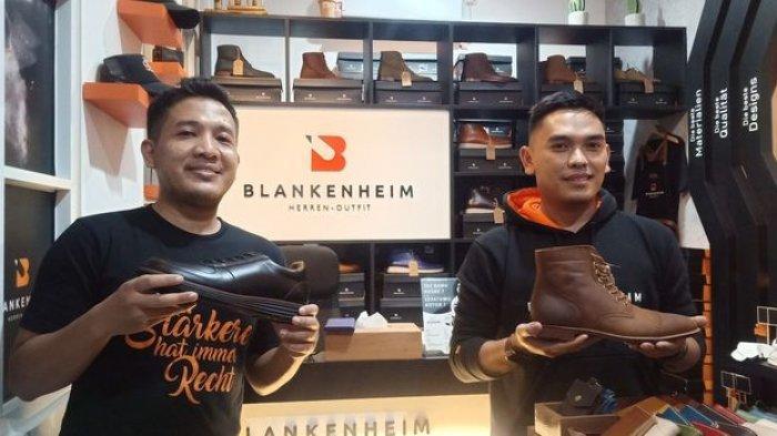 Blankenheim Produk Sepatu Kulit Lokal Bertema Eropa, Namanya Diambil dari Nama Jalan di Belanda