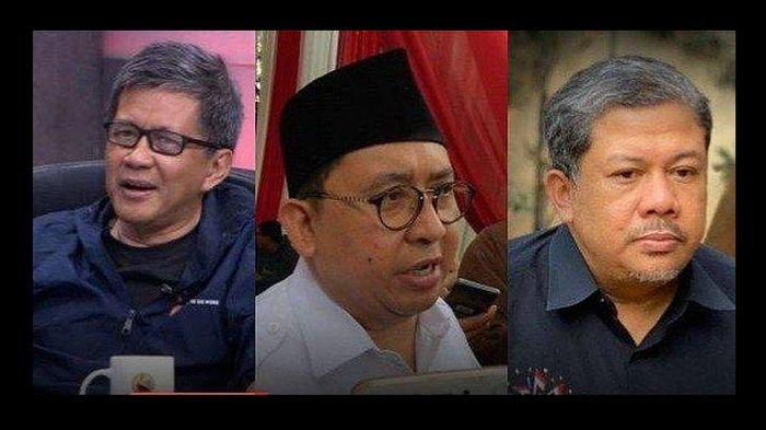 FPI Dibubarkan, Rocky Gerung Sebut Ganggu Akal Demokrasi, Fahri Hamzah dan Fadli Zon Pun Menanggapi