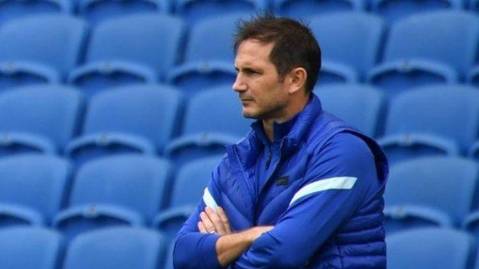 Frank Lampard, pelatih Chelsea