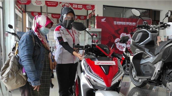 DAM Berikan Promo Special Untuk Pembelian Honda Vario 150