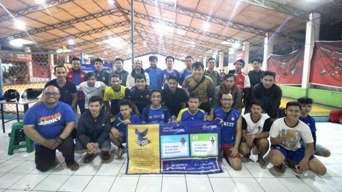 Komunitas FutsalRJWL Bandung, Wadahnya Penggemar Futsal, Punya Tim 'Fun' Hingga Tim Profesional