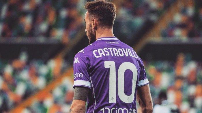 AC Milan Bidik Pemain Fiorentina, Gaetano Castrovilli Pun Diminati AS Roma, Juventus, dan Atalanta