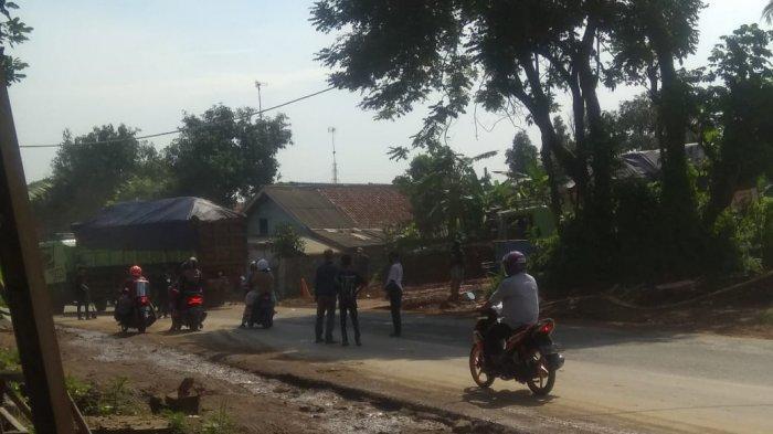 Galian Tanah di Citapen Ilegal, Kepala DPMPTSP Purwakarta : Harus Dihentikan dan Diberi Sanksi