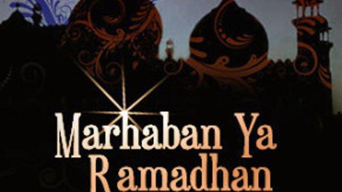 Kumpulan Ucapan Mohon Maaf Sebelum Puasa Ramadhan 2020, Bagikan Lewat WhatsApp atau SMS