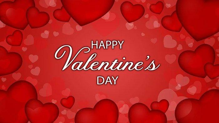 Kata Kata Romantis Ucapan Hari Valentine Kirim Lewat Whatsapp Atau Buat Update Medsos Tribun Jabar