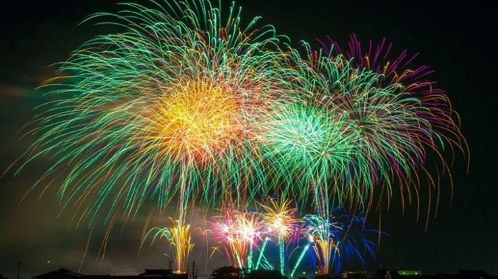 Kata-kata Menyentuh Selamat Tahun Baru 2021, Pakai Bahasa Inggris atau Gambar, Share di Medsos