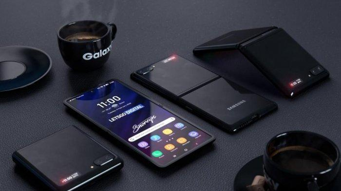 Harga dan Spesifikasi Hape Samsung Galaxy Z Flip, Ini Bedanya dengan Samsung Galaxy Fold