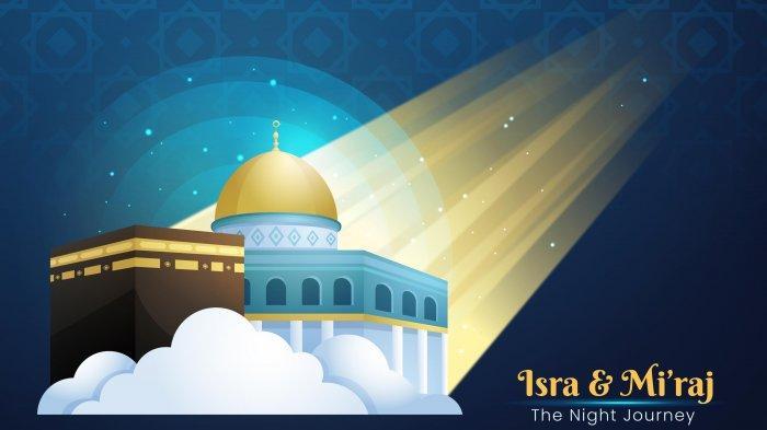 30 Gambar-gambar Lucu Ucapan Selamat Isra Miraj 2021, Cocok Dipasang di Status WA hingga Facebook