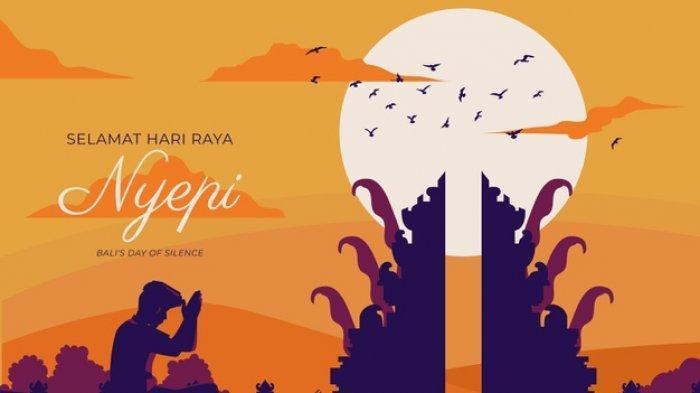 Hari Raya Nyepi 2021, Ini Kata-kata Ucapan Selamat Hari Nyepi dalam Bahasa Inggris dan Terjemahannya