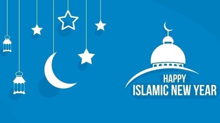 gambar menarik ucapan selamat Tahun Baru Islam