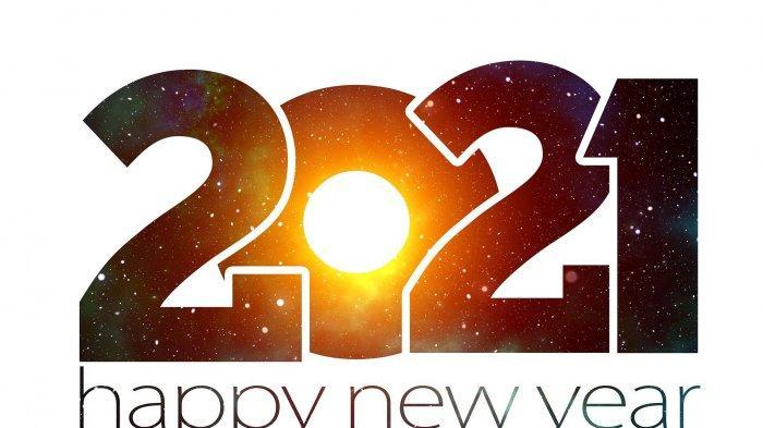 gambar Tahun Baru 2021