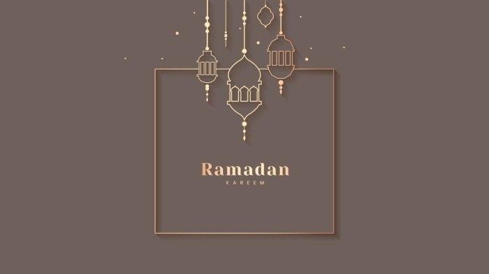 gambar ucapan Ramadhan 1442 H