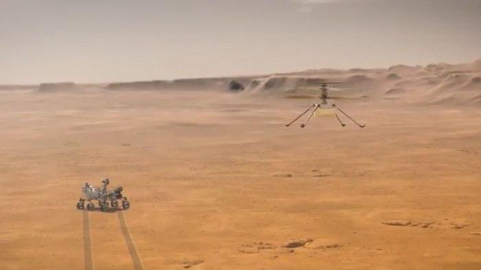 Studi Budi Daya untuk Hidup di Mars Terus Dilakukan, Para Peneliti Coba Bereksperimen dengan Alga