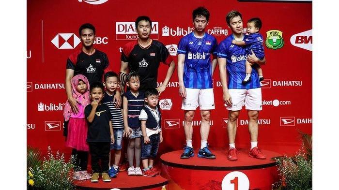 Ini Para Pemenang Indonesia Masters 2020, Indonesia Raih Juara di Tiga Nomor